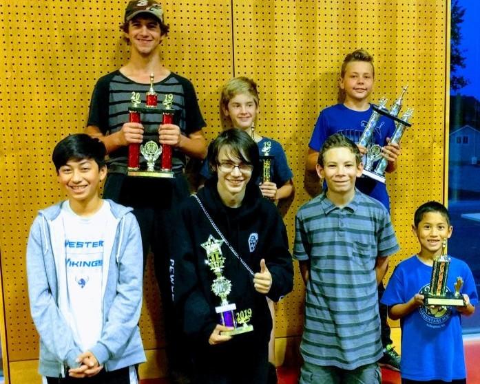Northwest Washington Scholastic Chess