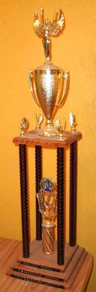 MS League Rotating Trophy